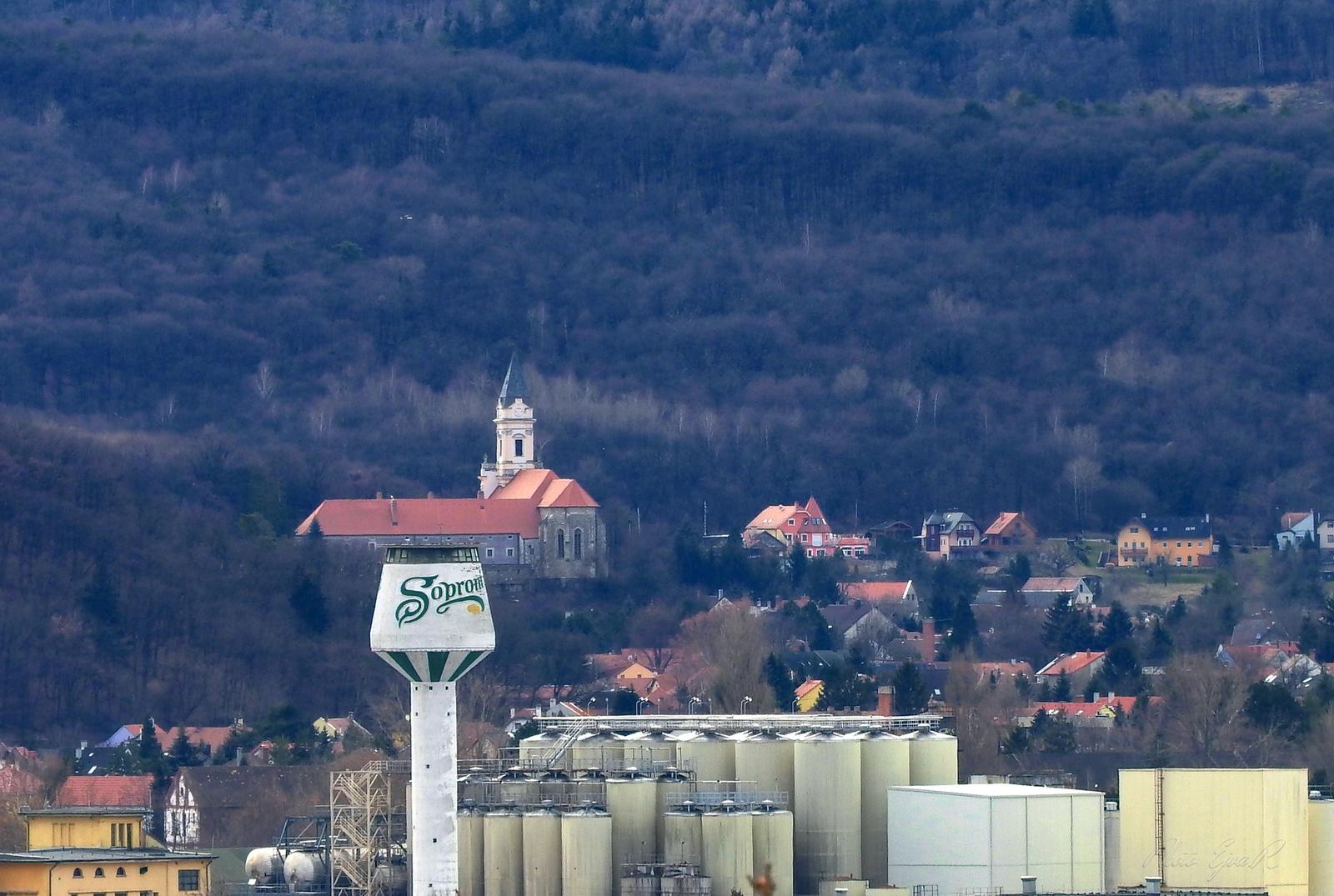 Sörgyár Templom Sopron