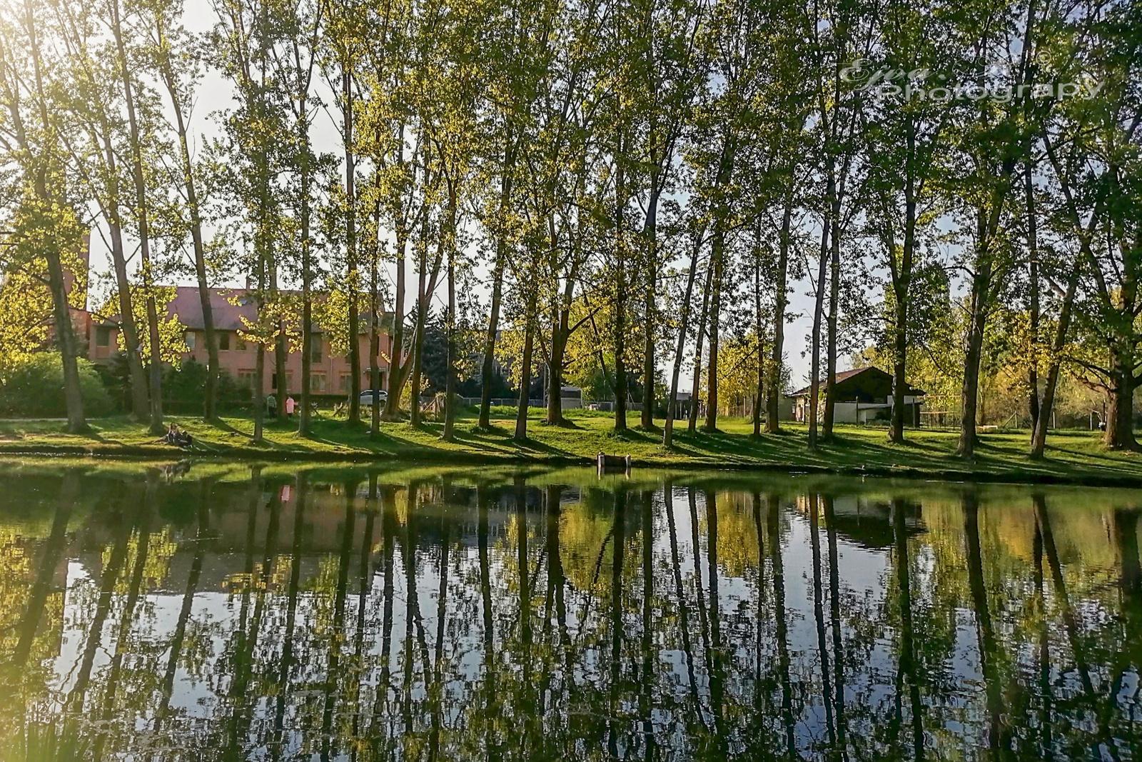 Sopron tópart mobil fotó