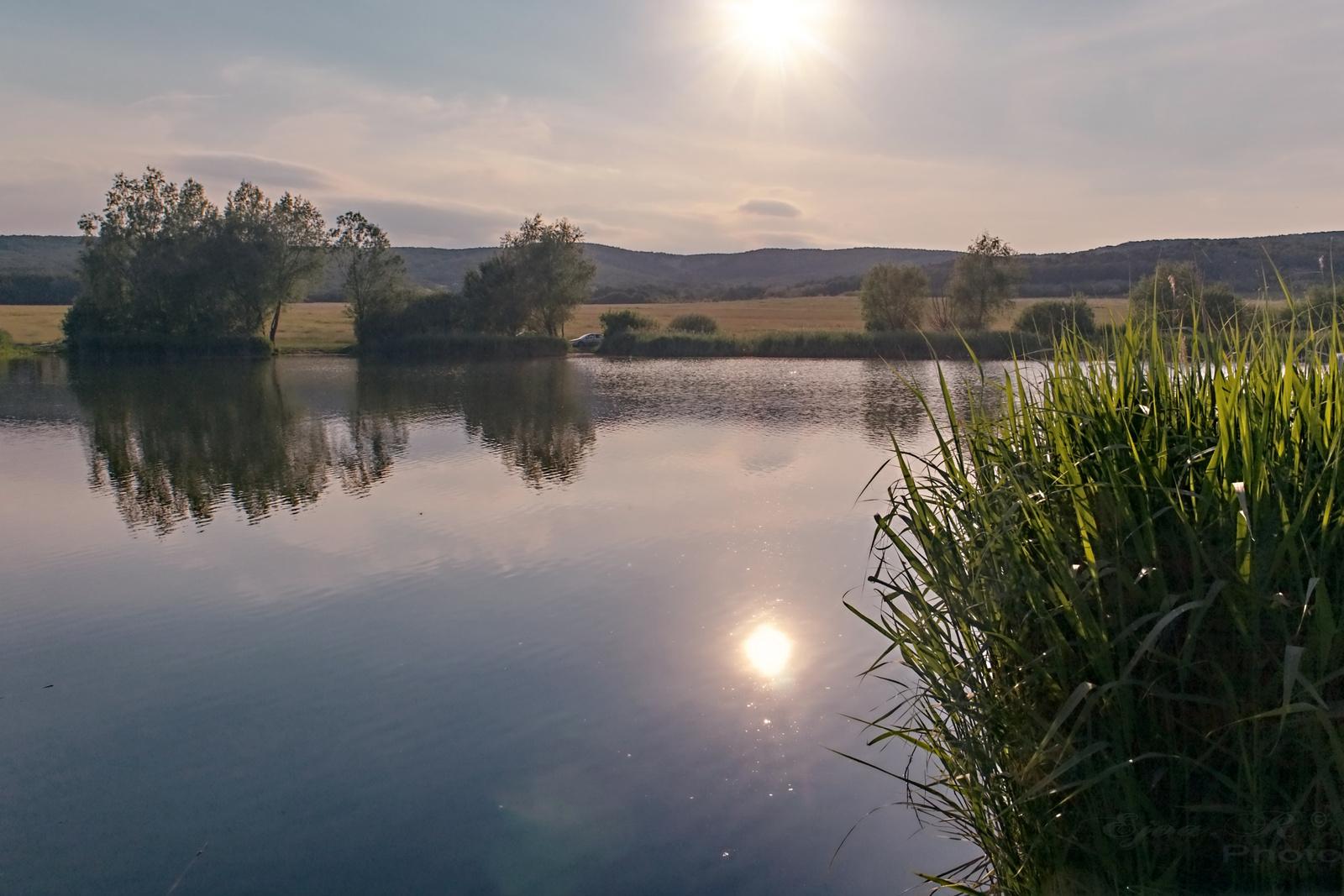 Gida-pataki horgásztó Sopron