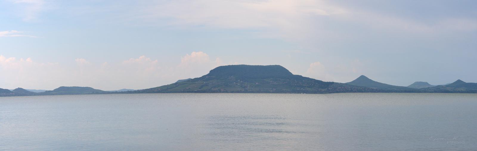Balaton panoráma