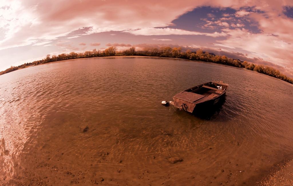 A csónak