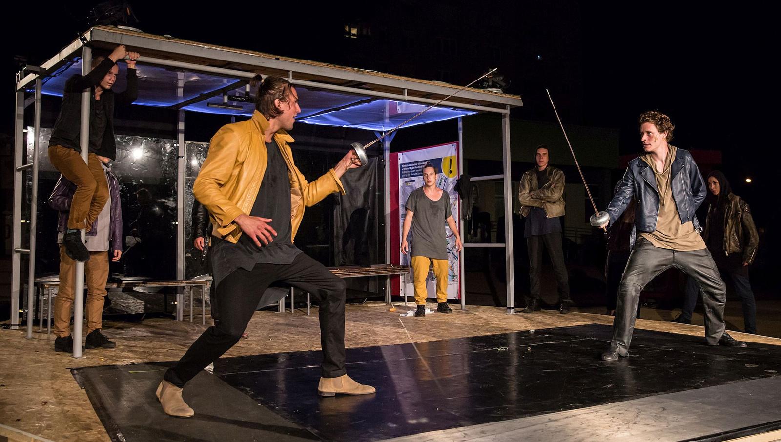 mercutio tybalt