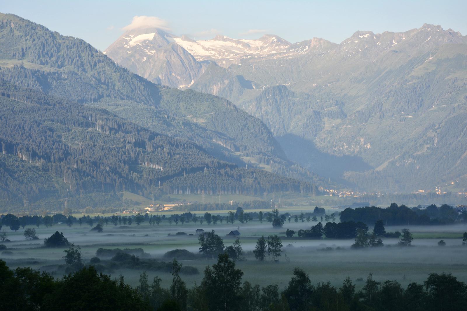 A Kitzsteinhorn sapkája