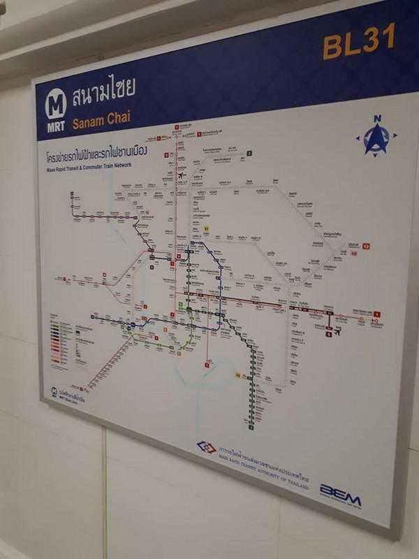 Az elmúlt időszakban és a jövőben folyamatosan fejlesztik a földalatti metró hálózatot.