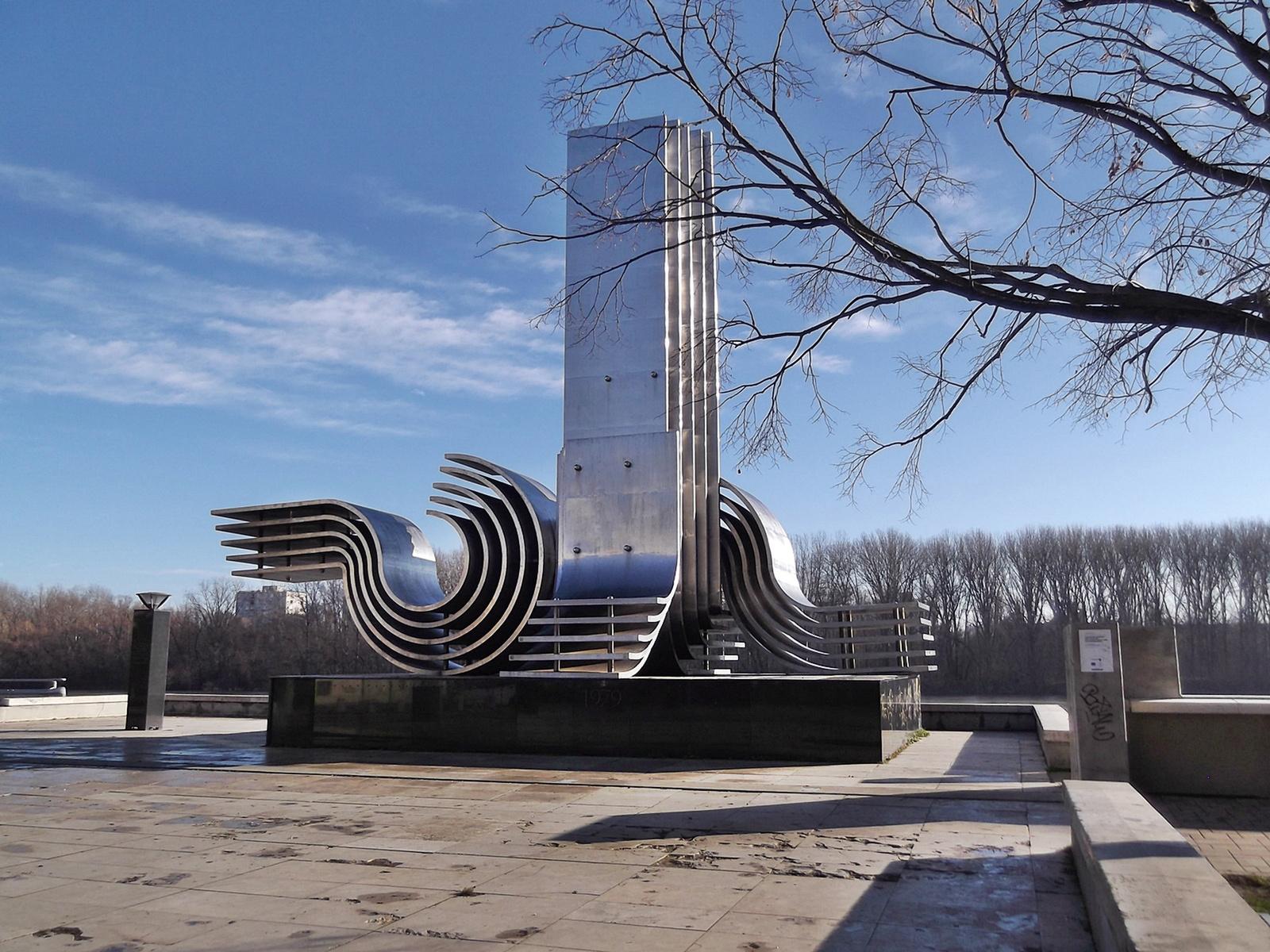 Szeged, Árvízi emlékmű