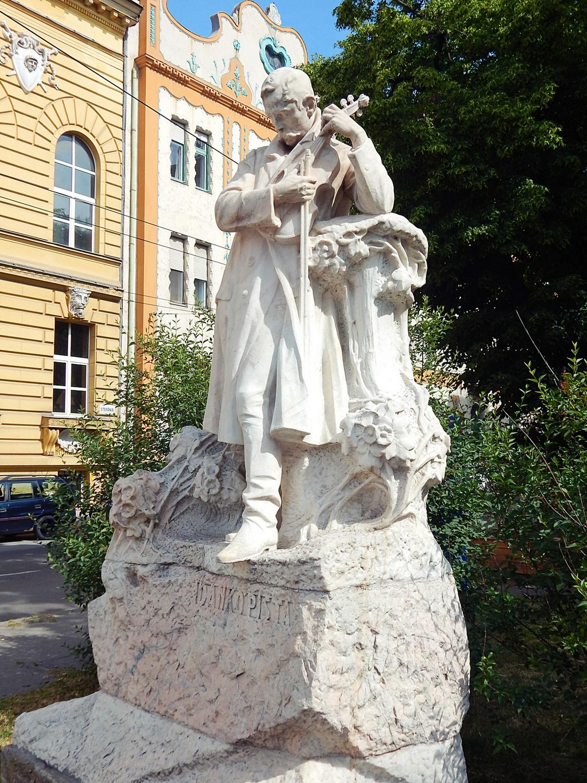 Szeged, Dankó Pista