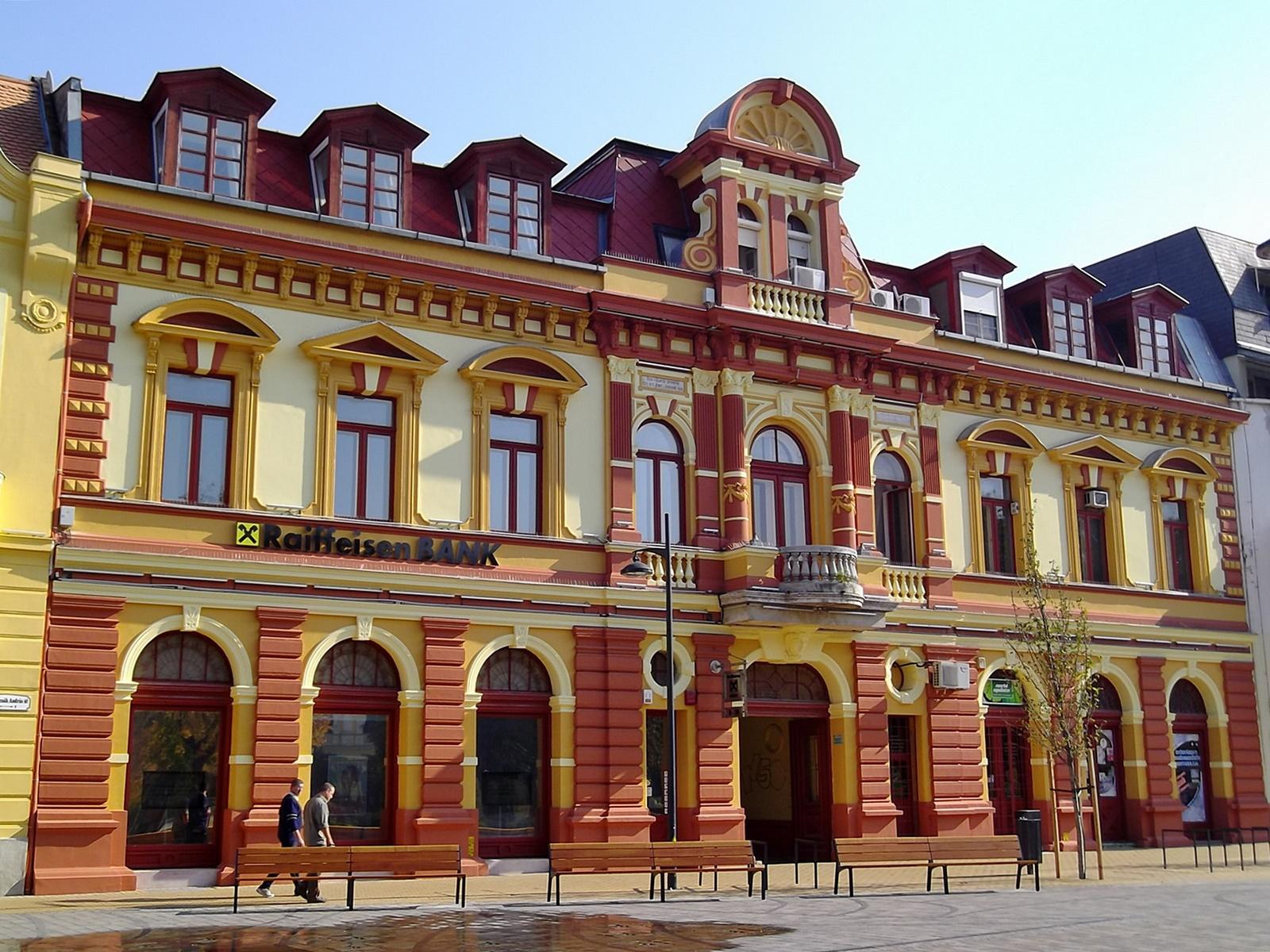Hódmezővásárhely, Szilárdy-Lotta-ház