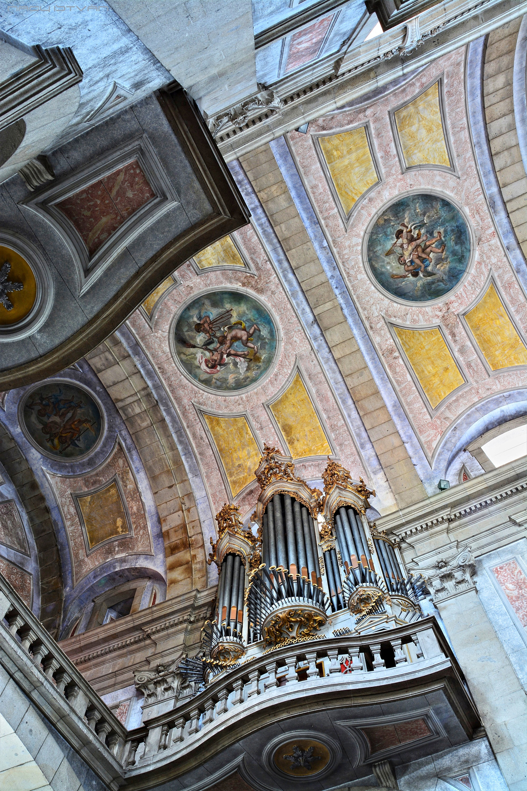 Bom Jesus Church - Braga