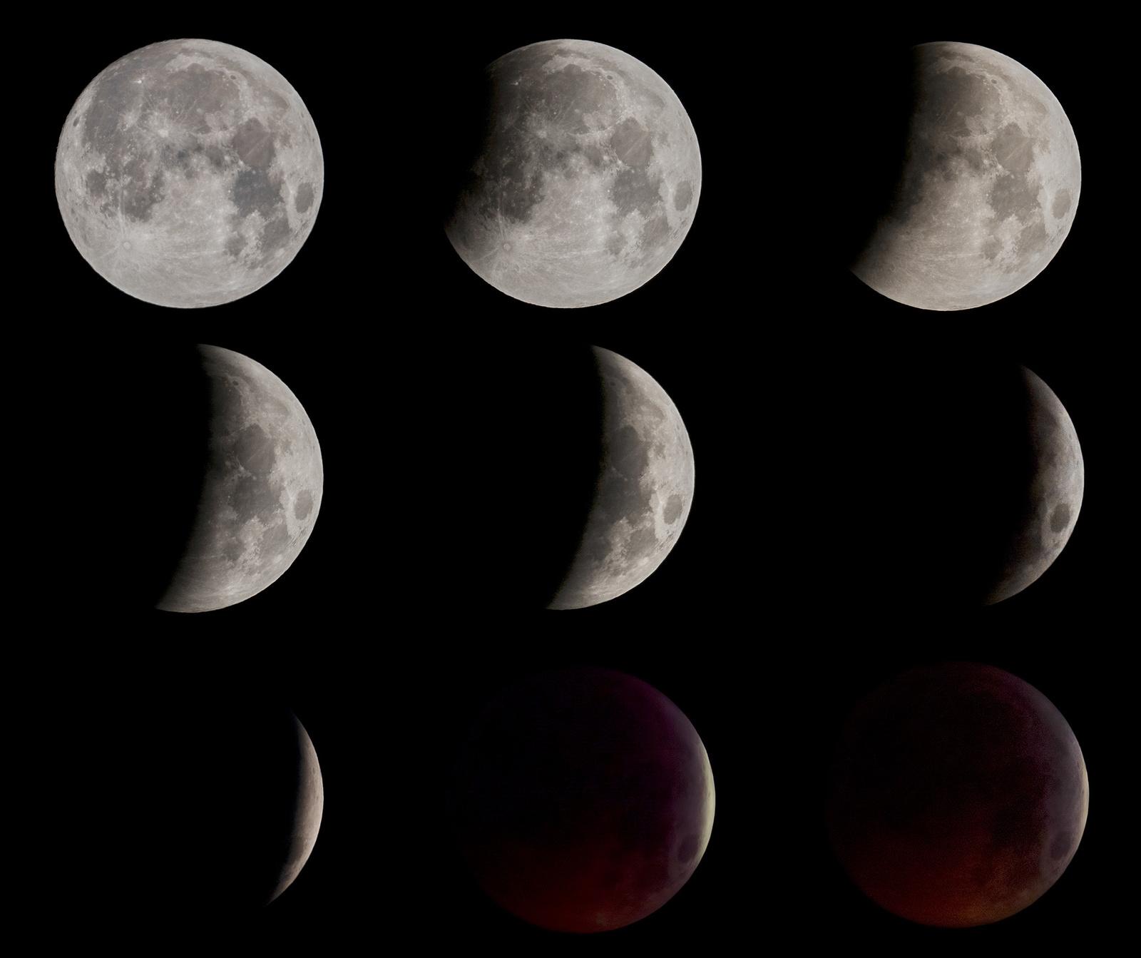 Ahogy elfogy a Hold