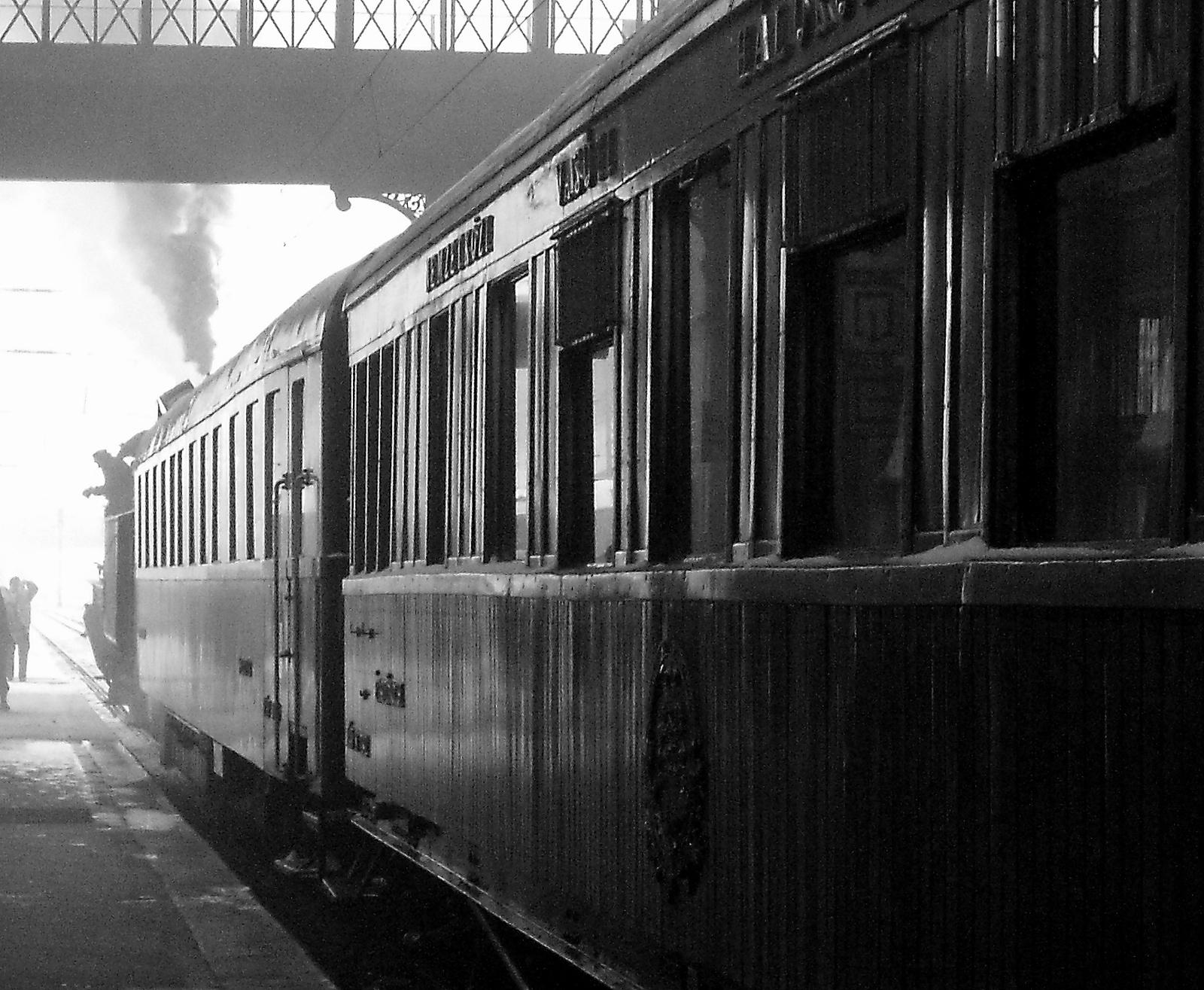 Fekete vonat
