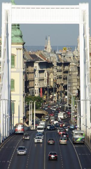 pentaxláma: Erzsébet híd
