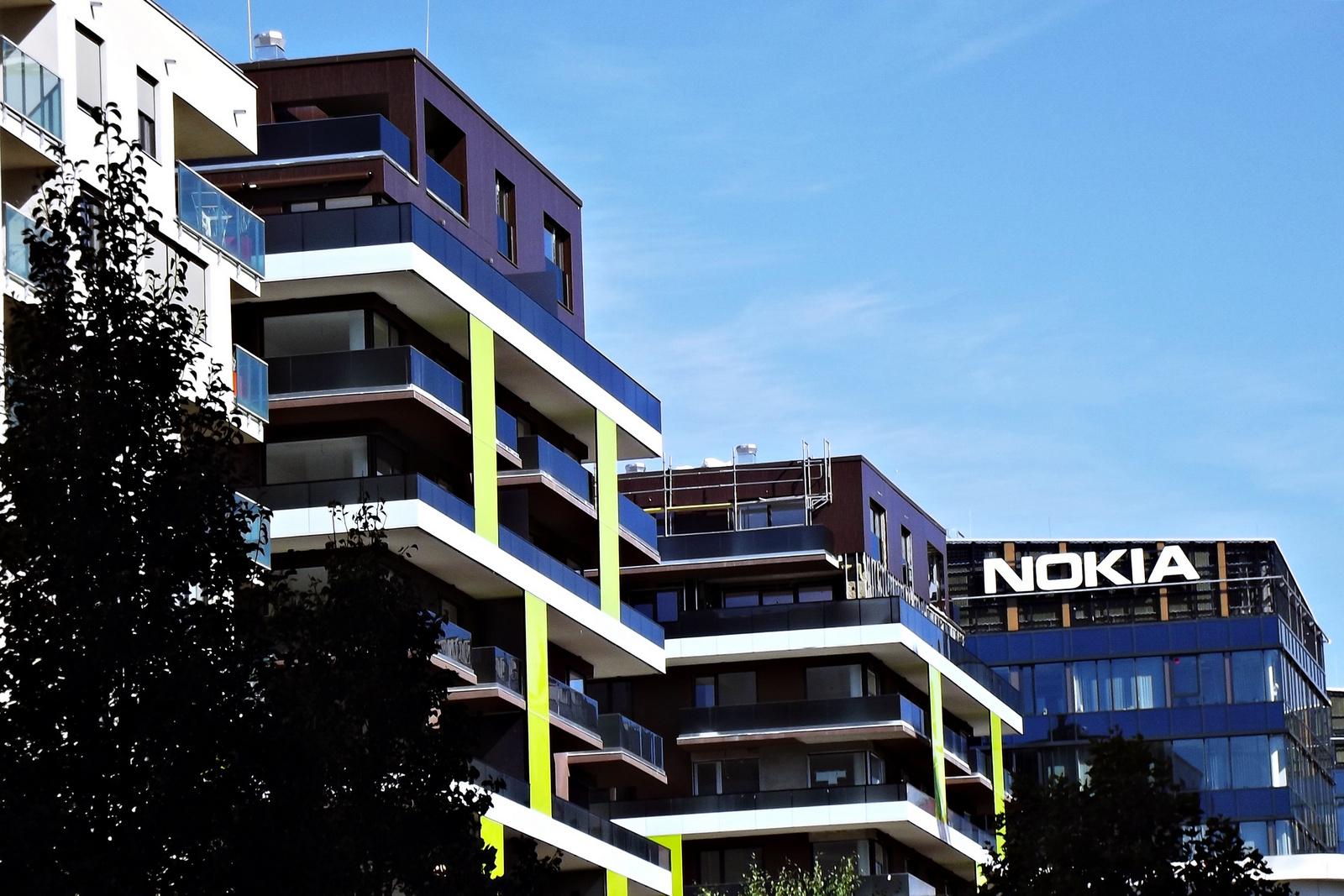 modern épületek