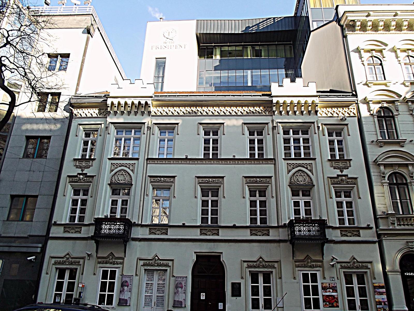imaház és zsidó múzeum