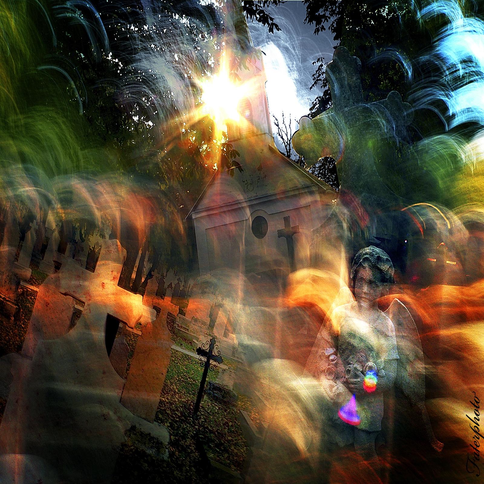 Budaőrs Ó-temető (lelkek tánca)