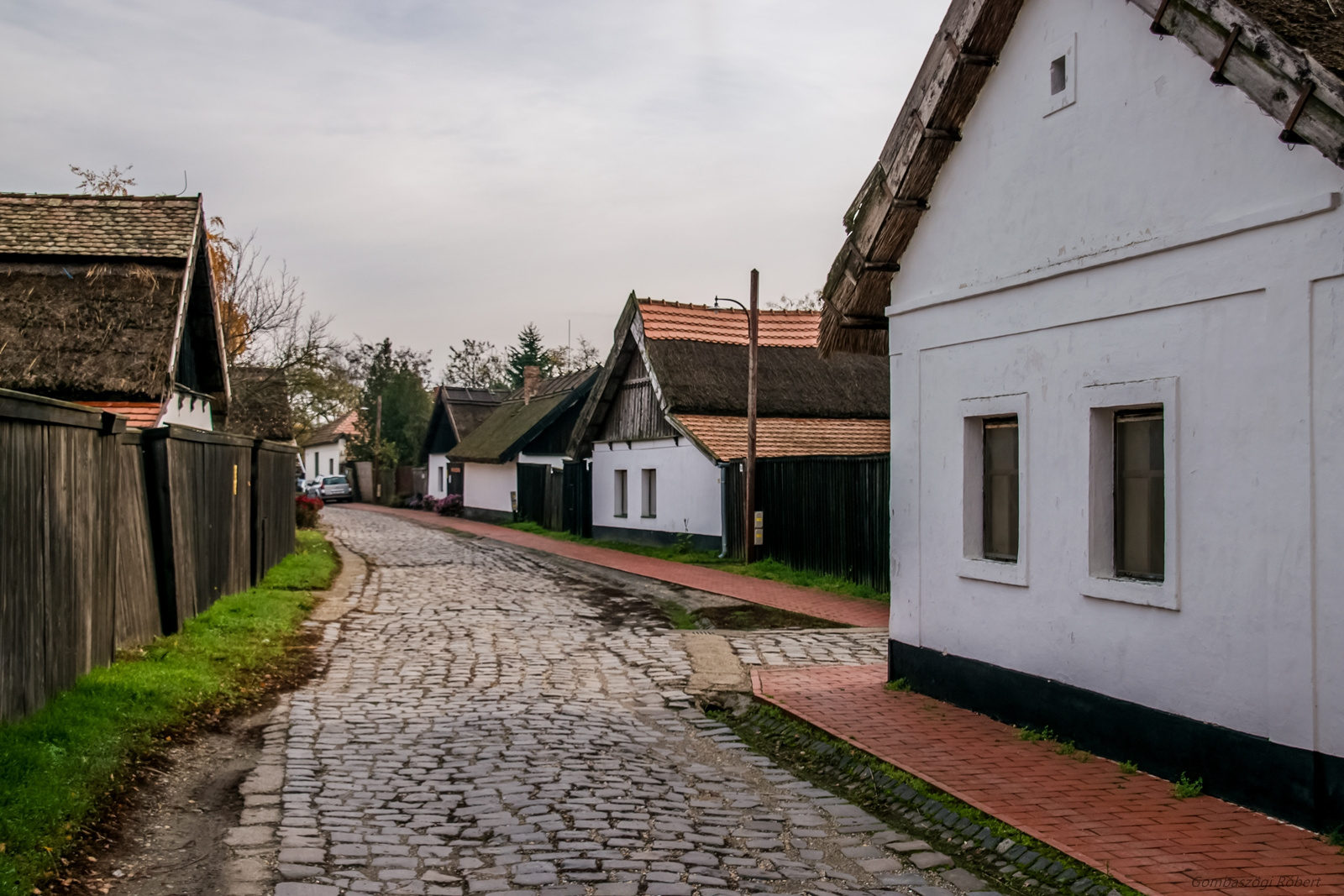 Macskaköves utca