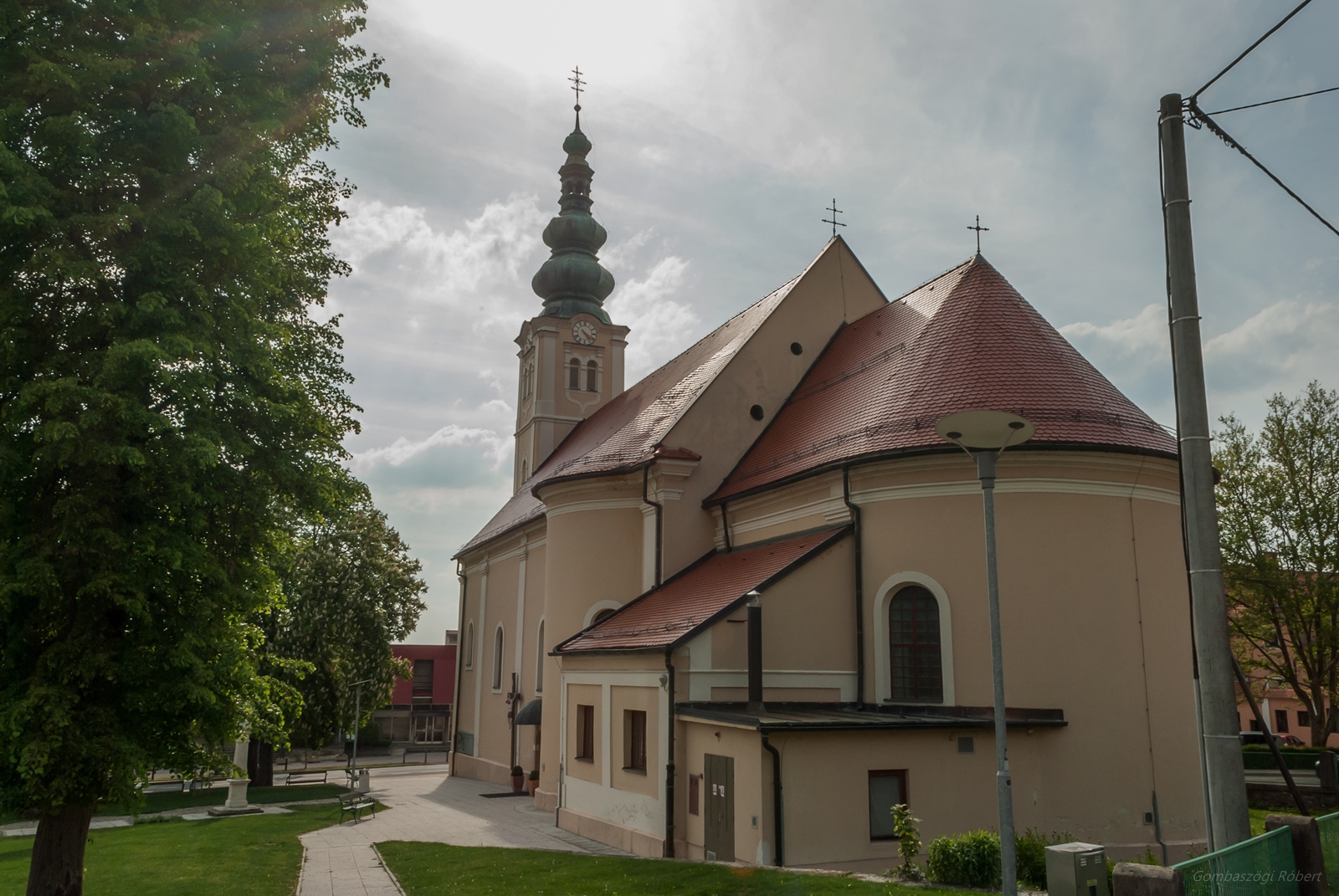 Szent Katalin templom