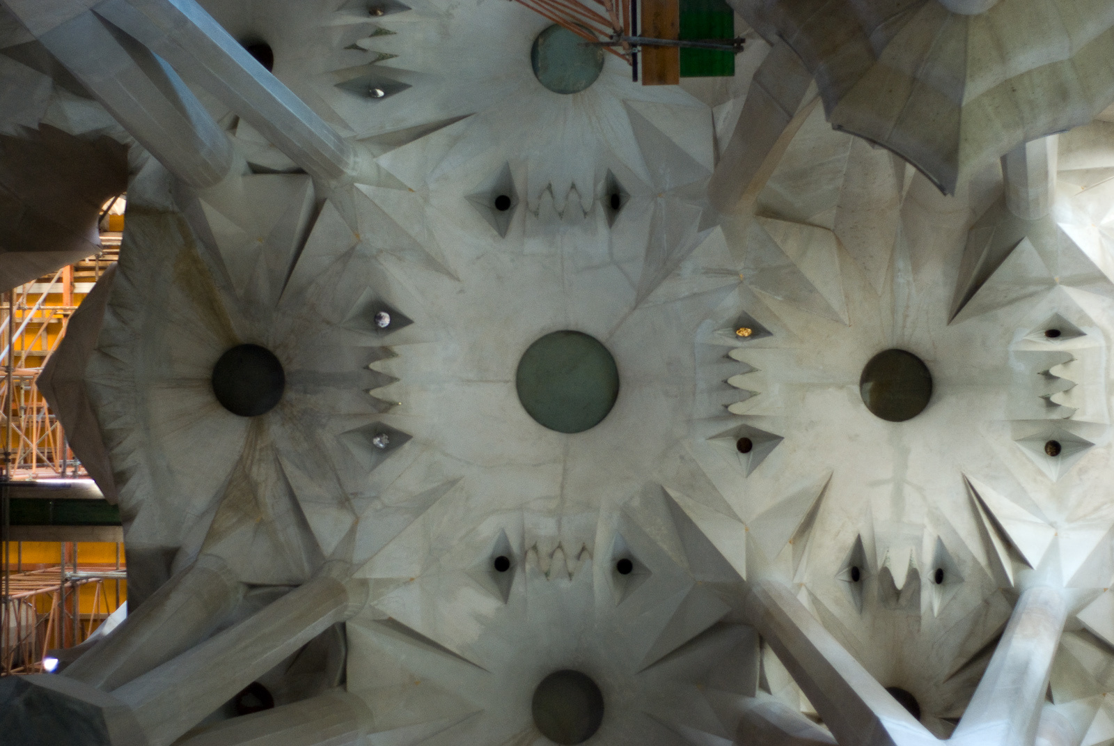 Sagrada Familia - Plafonrózsák
