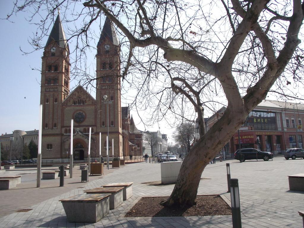 Tavaszi város