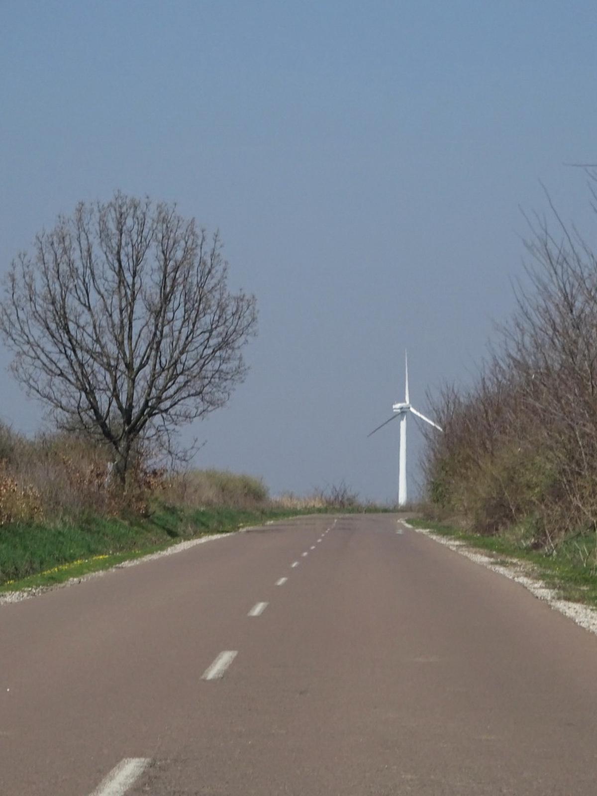 Távol a szélenergia