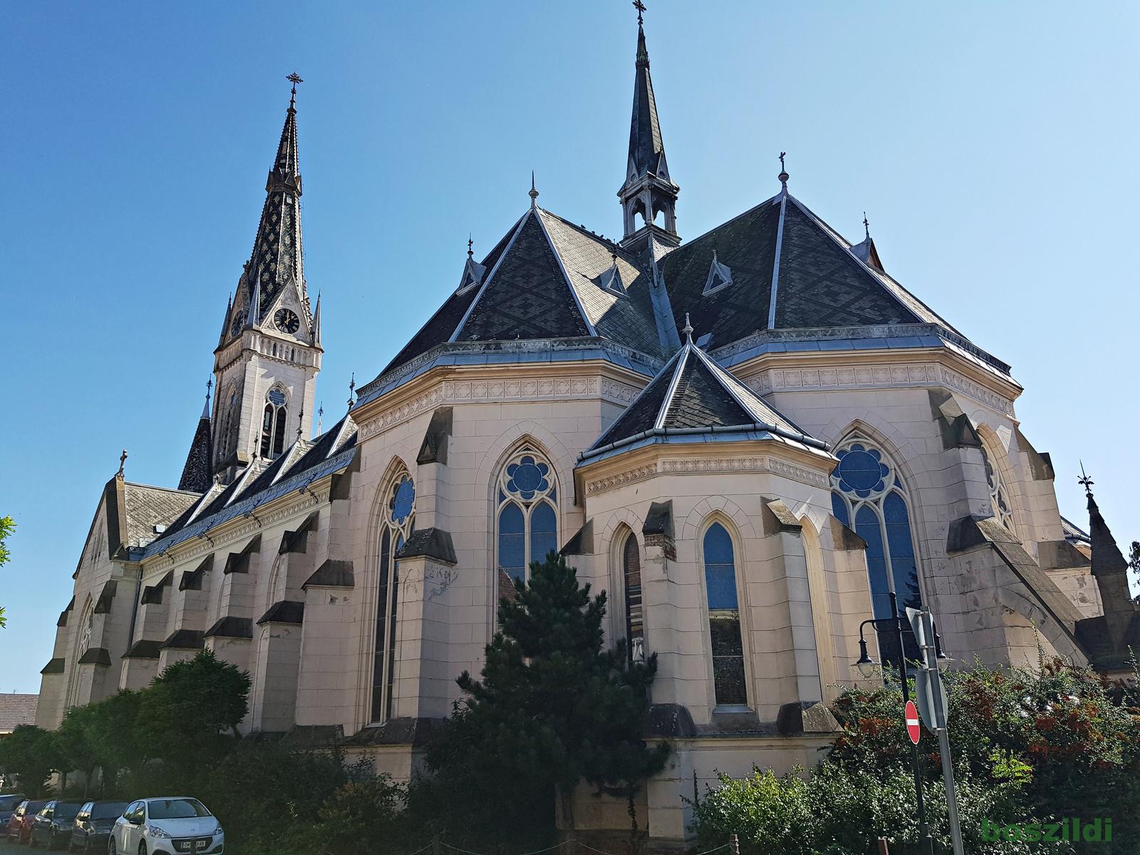 Kőszegi templom