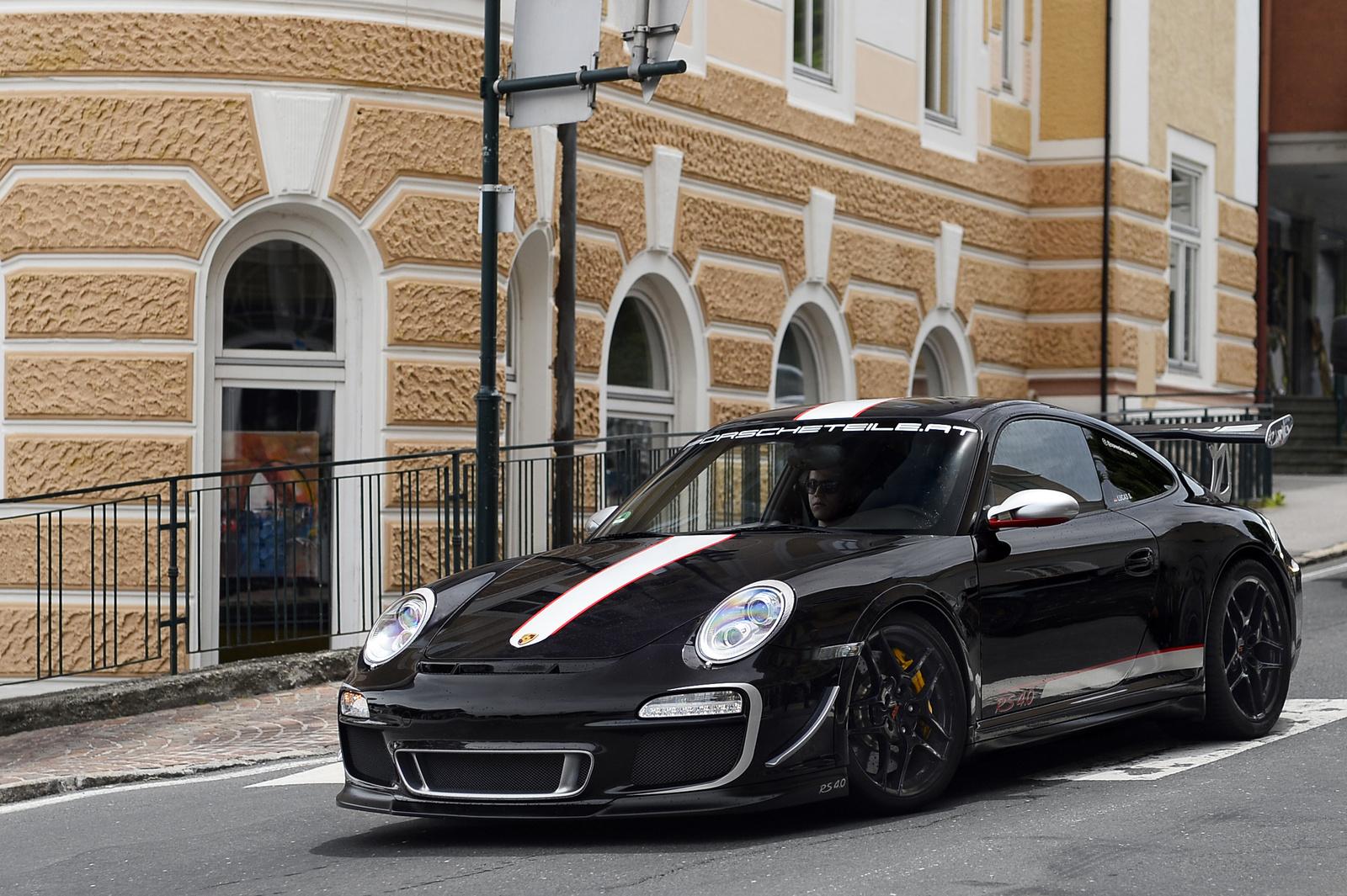 Porsche 911 GT3 RS 4.0