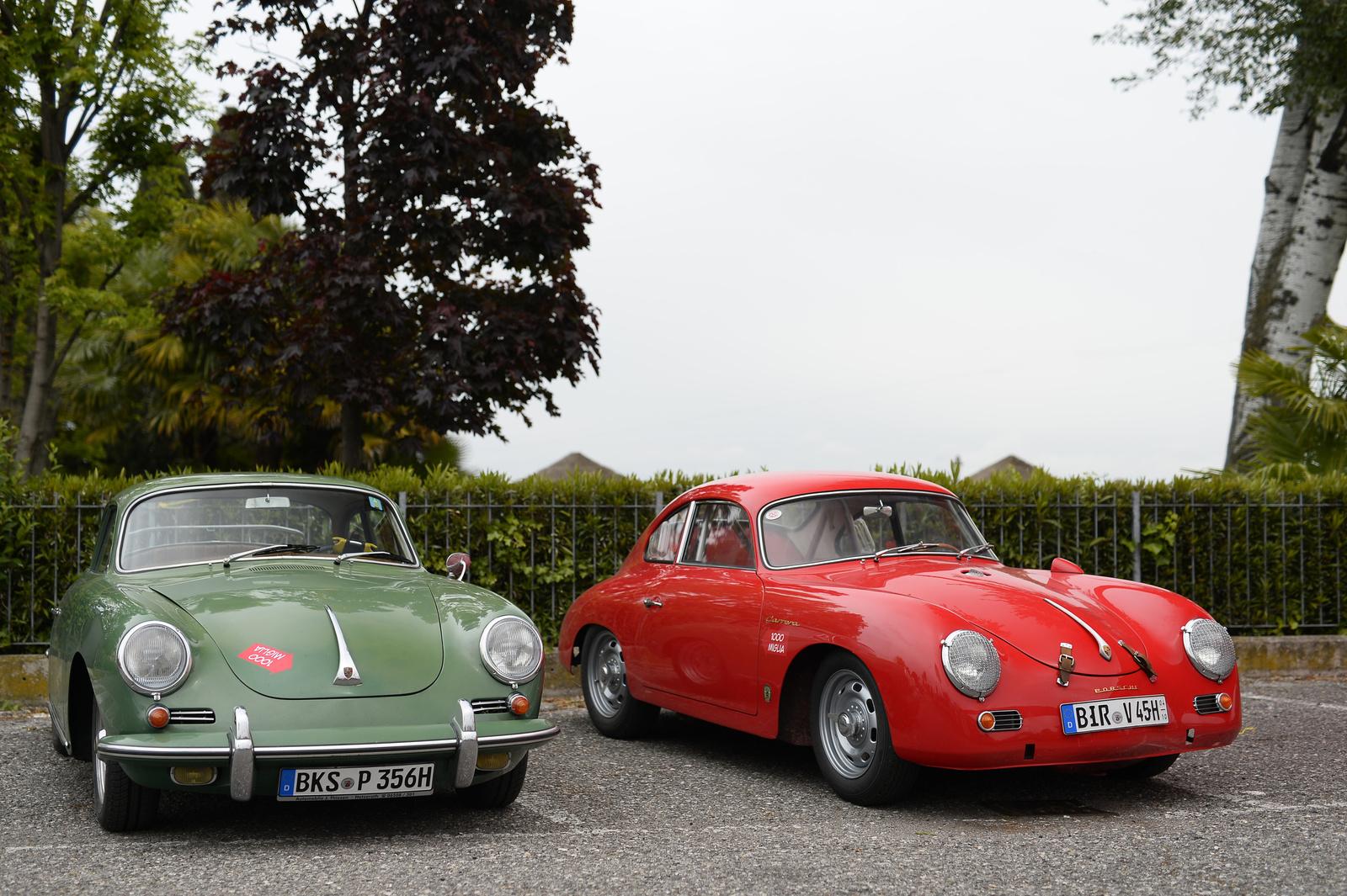 Porsche 356 combo