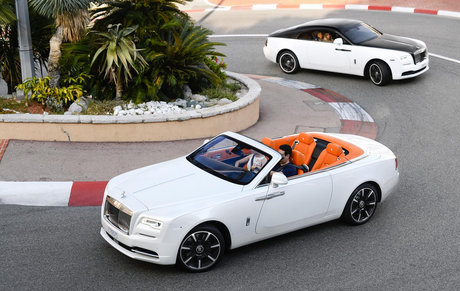 Rolls-Royce Dawn & Wraith