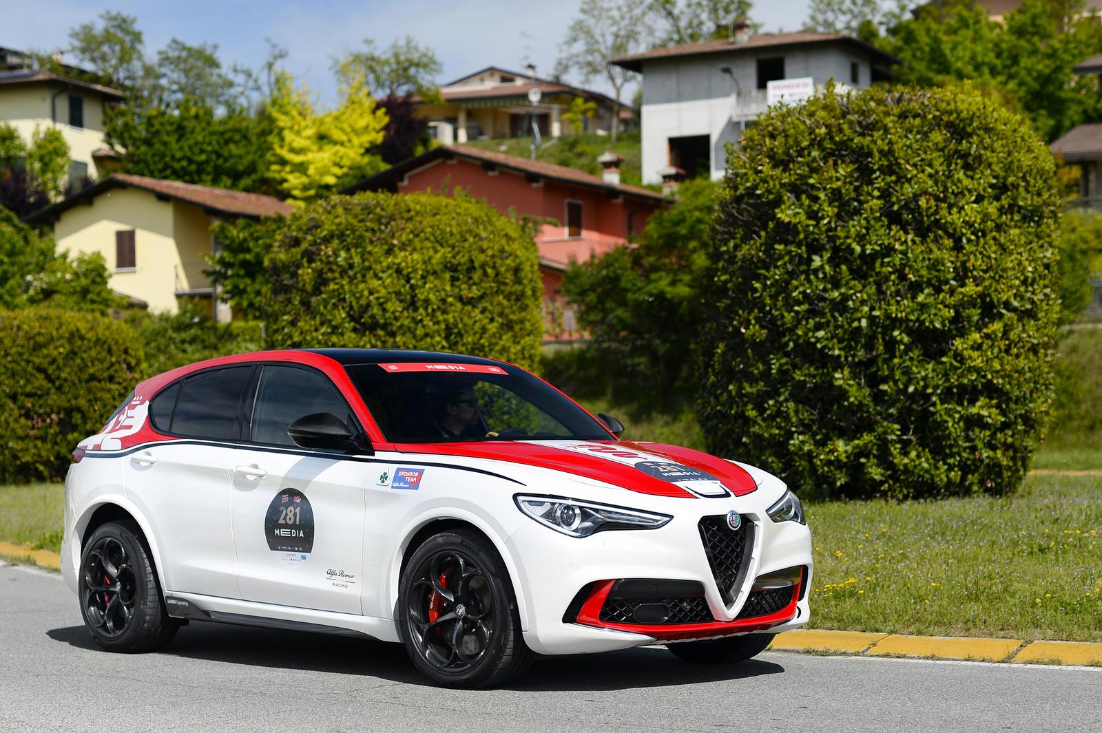 Alfa Romeo Stelvio Quadrifoglio Racing Limited Edition