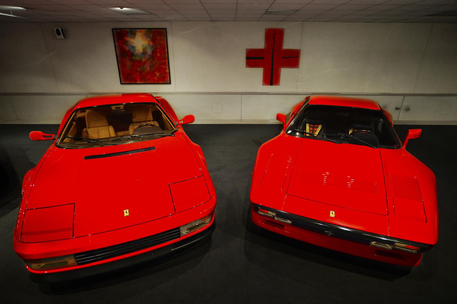 Ferrari Testarossa - Ferrari 288 GTO