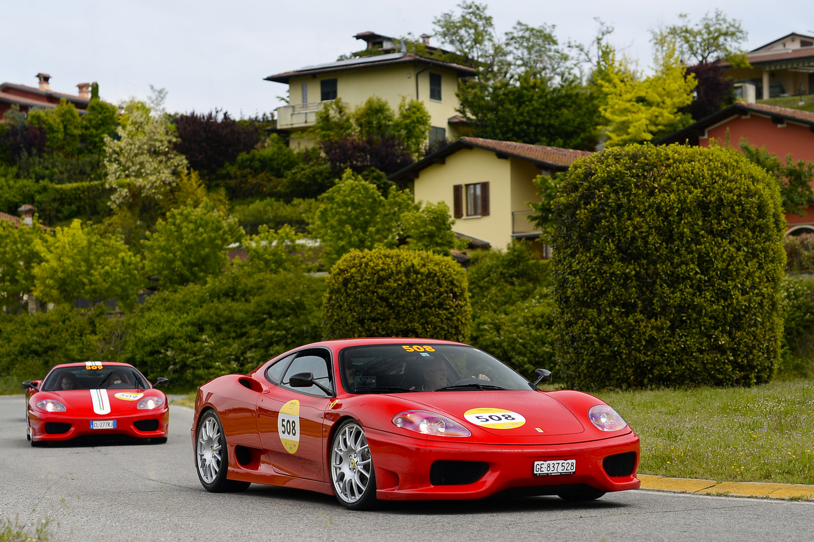 Ferrari Challenge Stradale combo