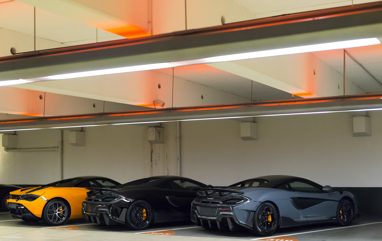 McLaren-sor