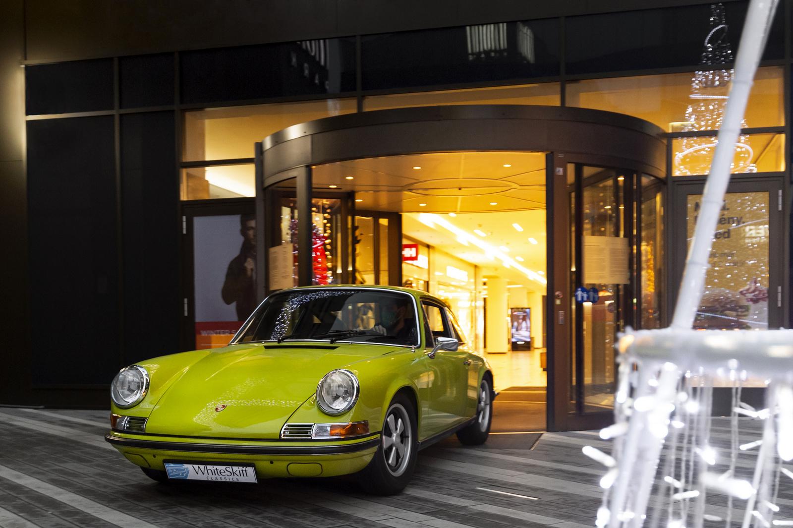 """Porsche 911 T """"Ölklappe"""""""