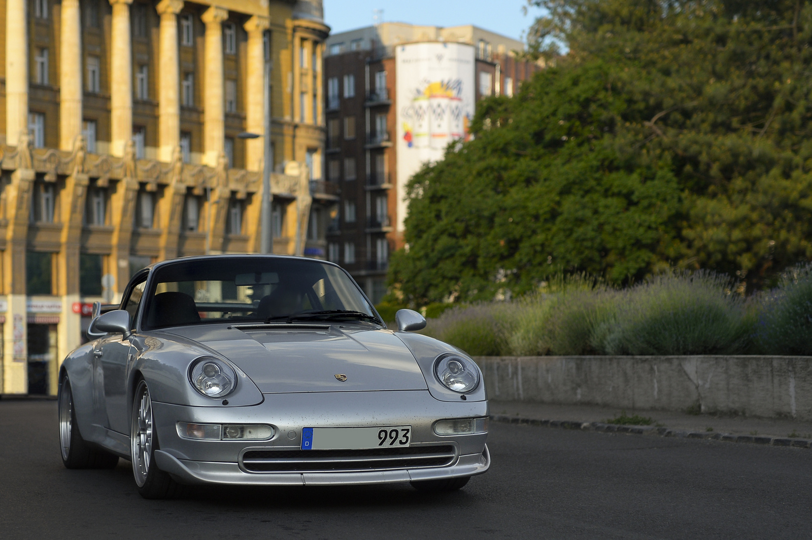 Porsche 911 Turbo (?)