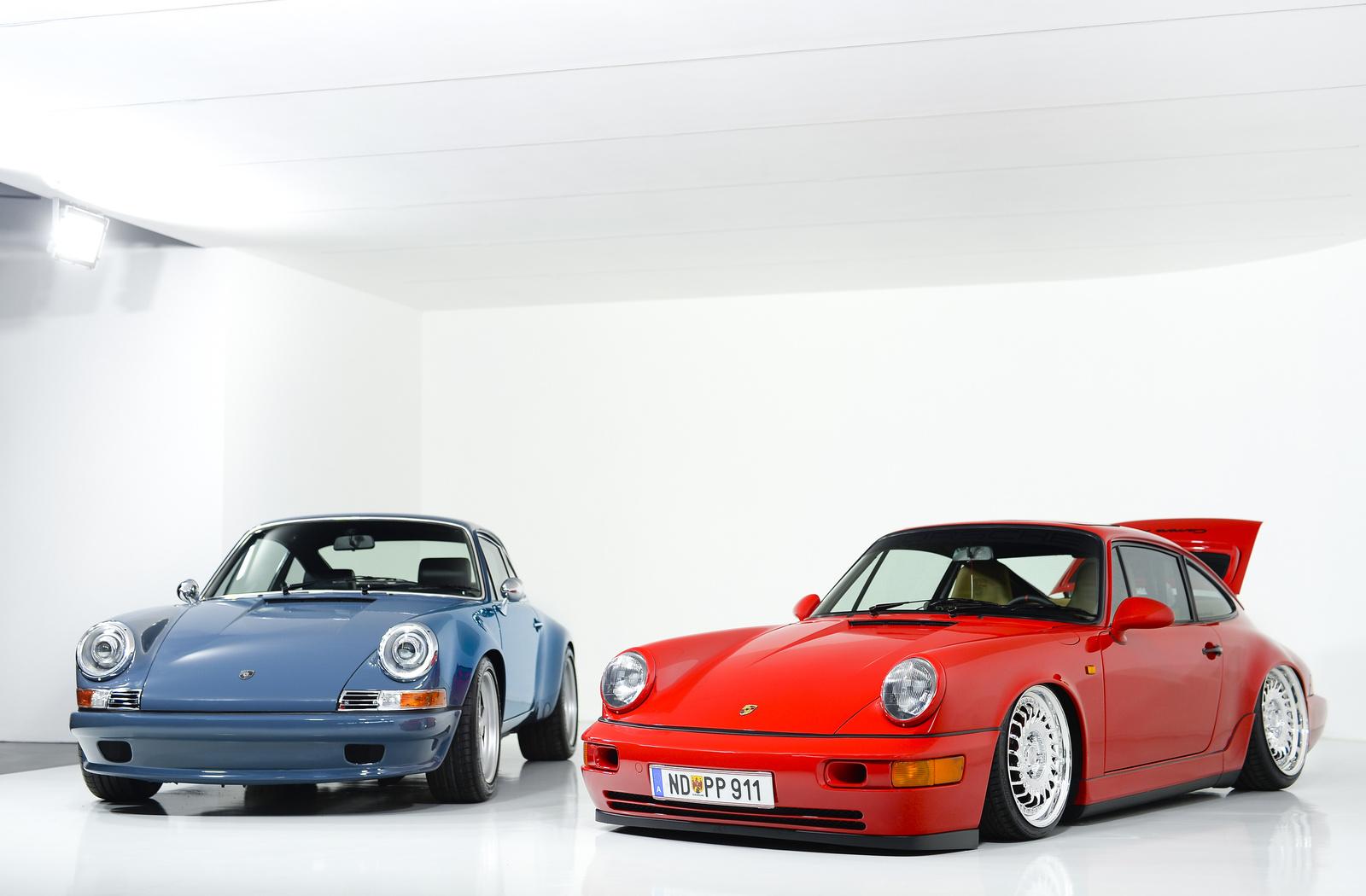 Rosenberger RST - Porsche 911 Outlaw - Porsche 911 Carrera