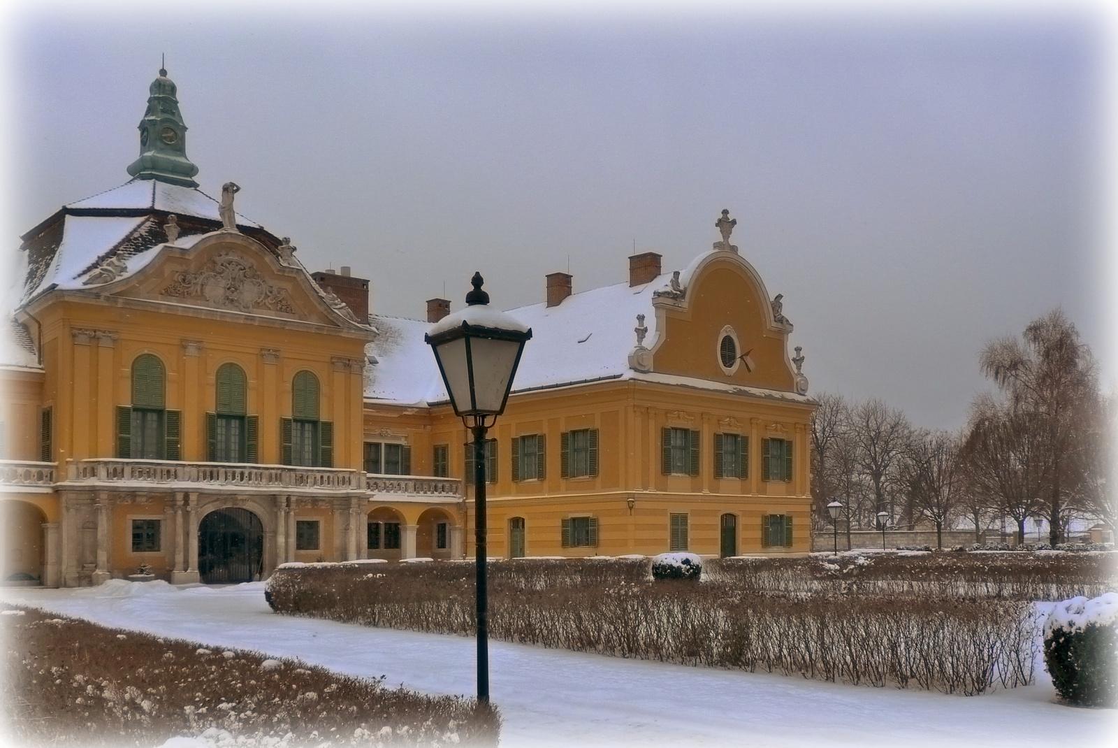 Rudnyánszky-kastély