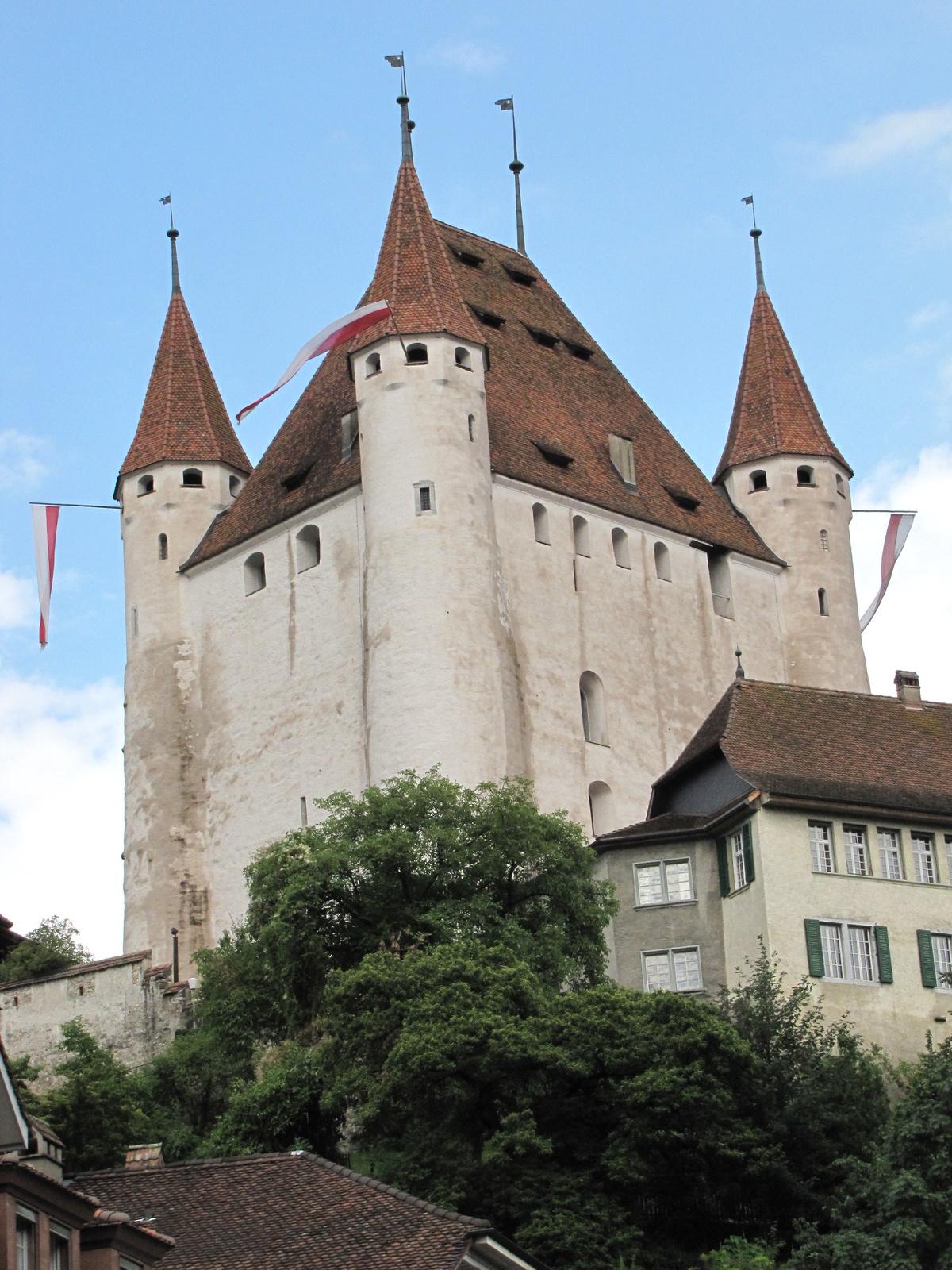 Svájc, Thun, SzG3