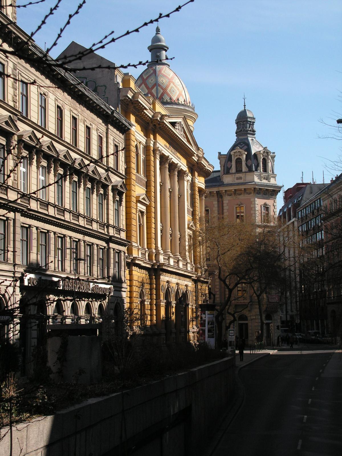 Budapest, az Egyetemi Könyvtár, SzG3