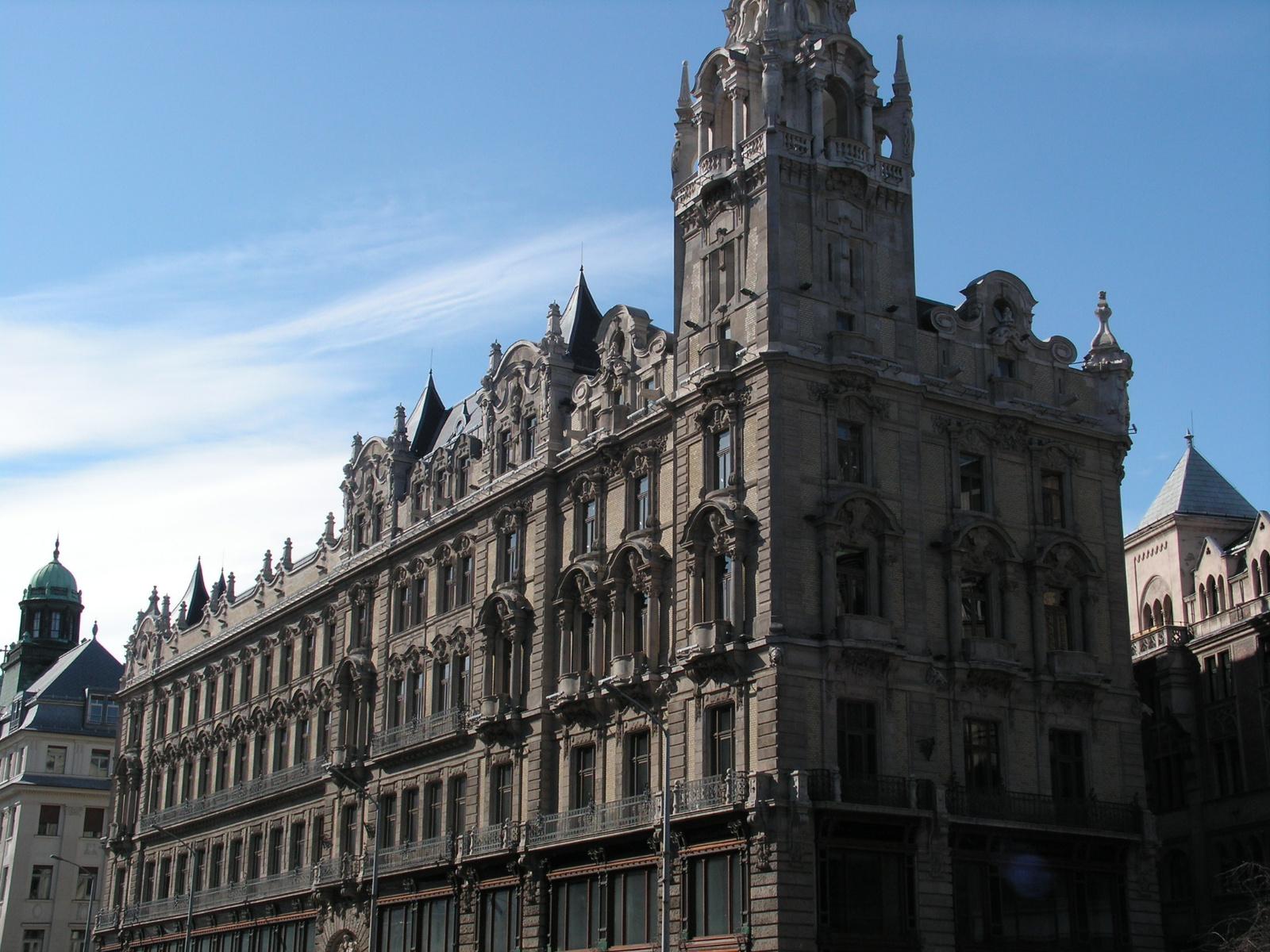 Budapest, az É-i Kotild palota, SzG3