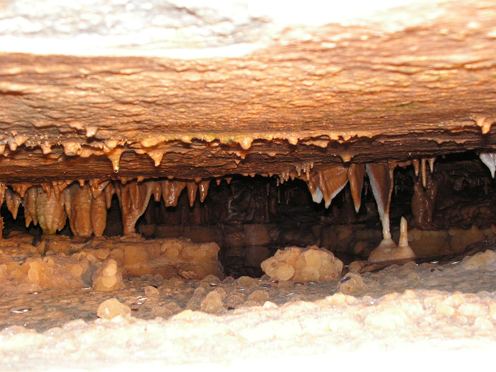 Csehország, Morva karszt, Balcarka barlang, SzG3