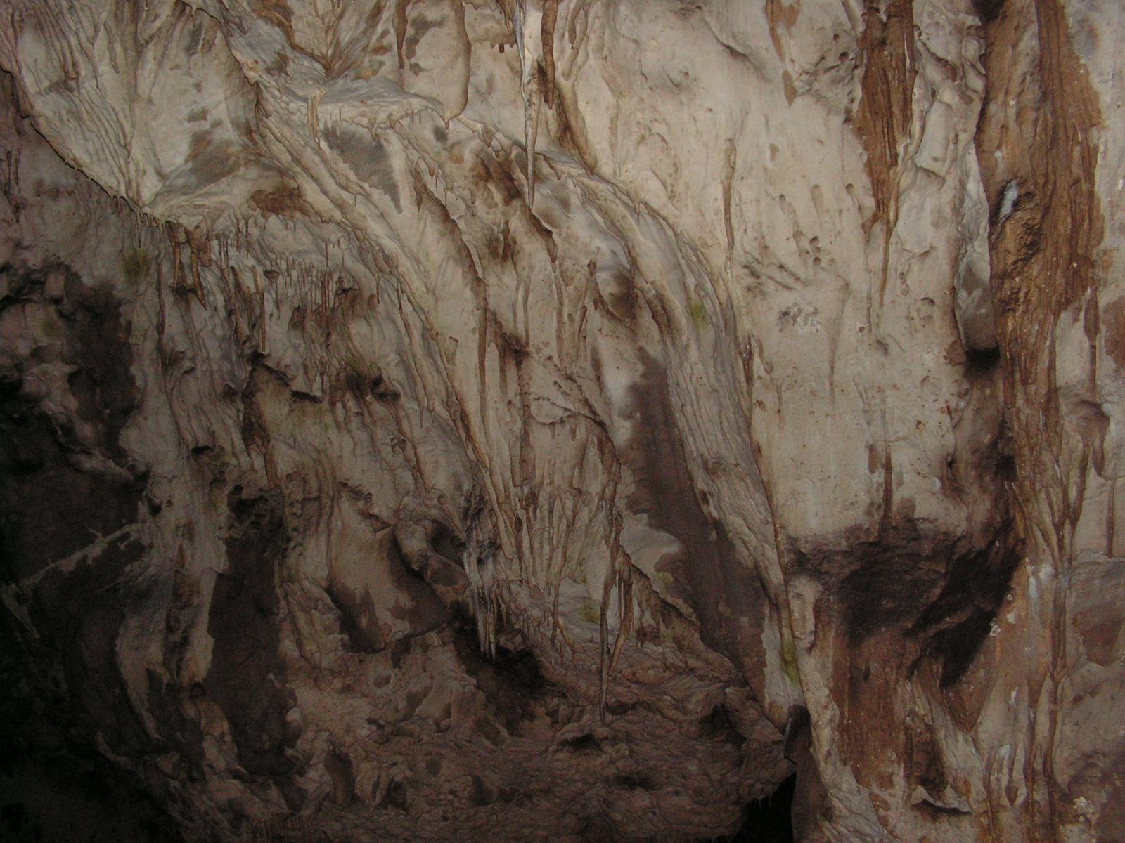Morva karszt, Sloupi-Sosuvski barlang, SzG3