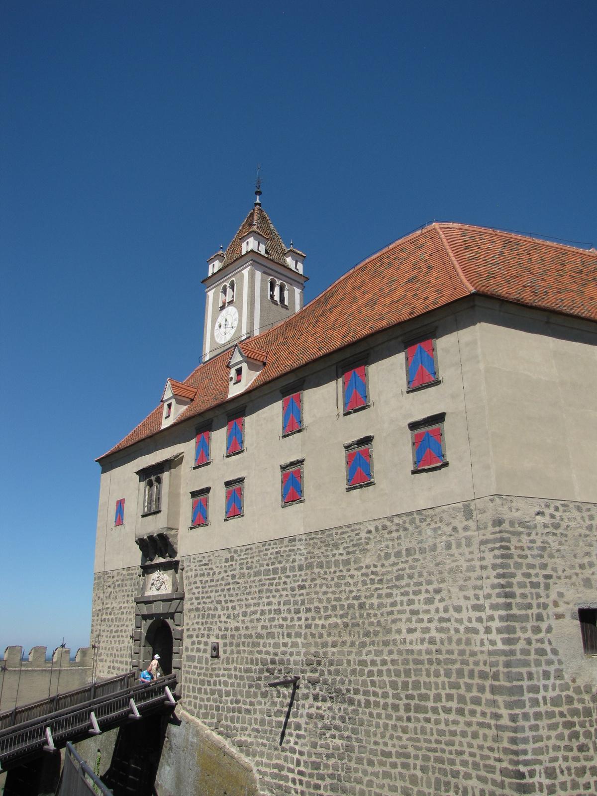 Ausztria, Riegersburg, a fellegvár, SzG3