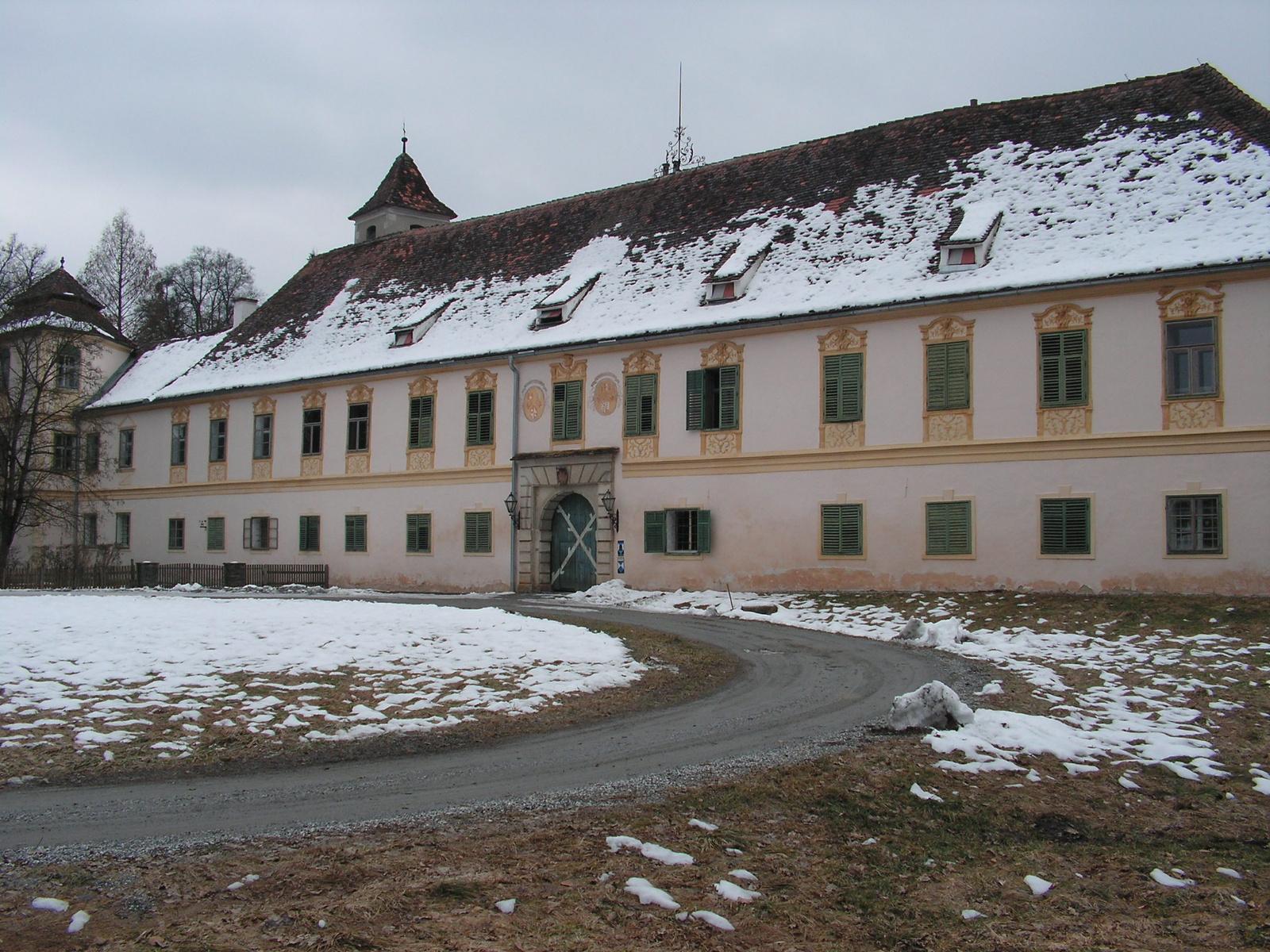 Ausztria, Feistritz bei Ilz, a Feistritz kastély, SzG3