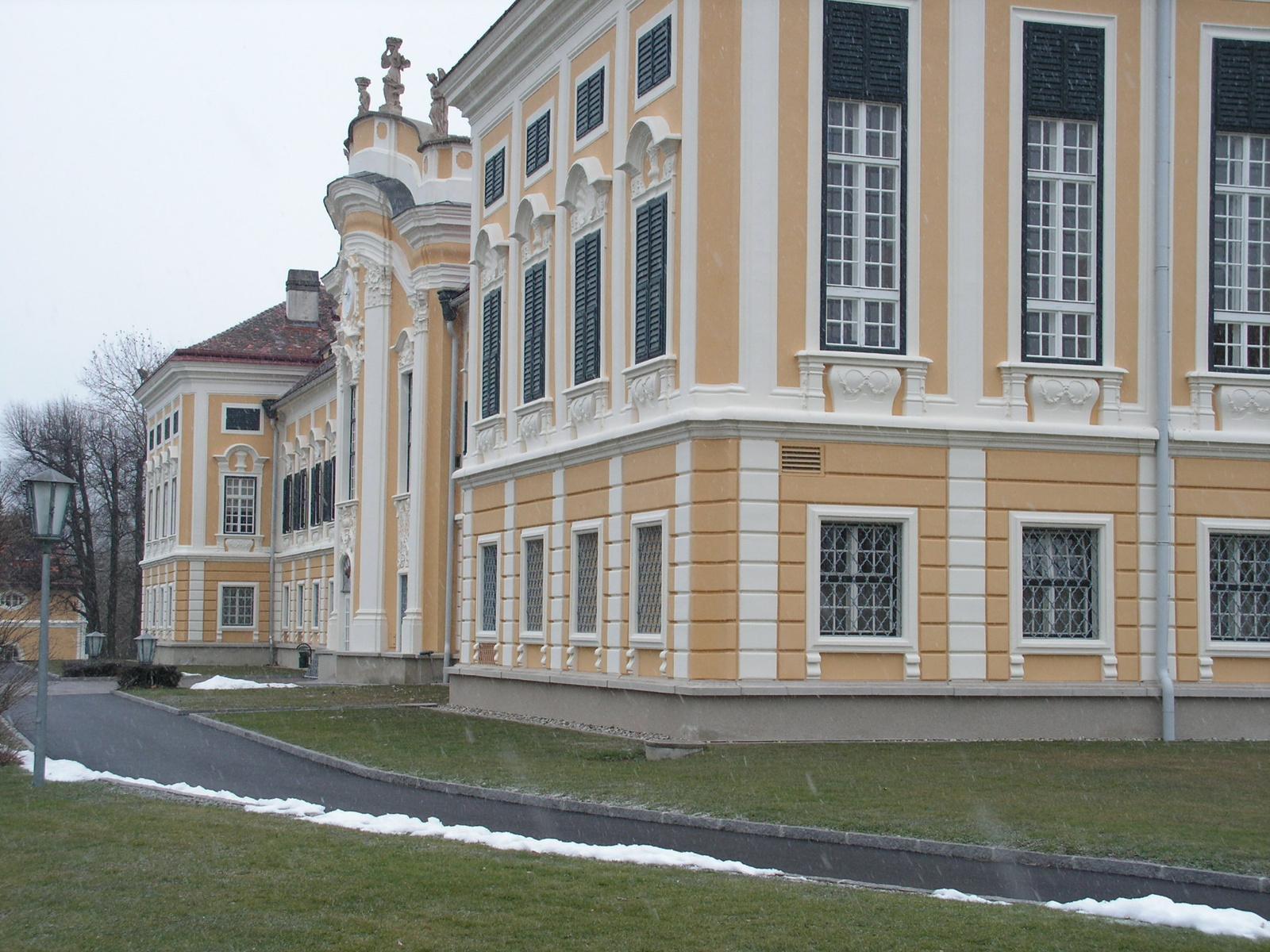 Ausztria, a Schielleiten kastély, SzG3