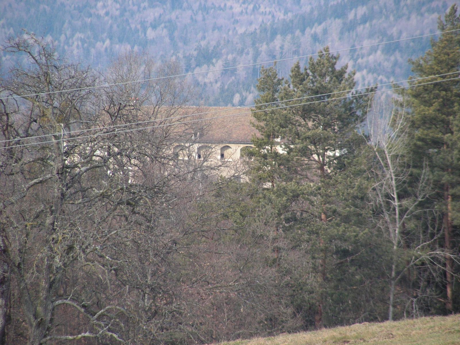 Ausztria, Raabklamm (Rába szurdok), SzG3