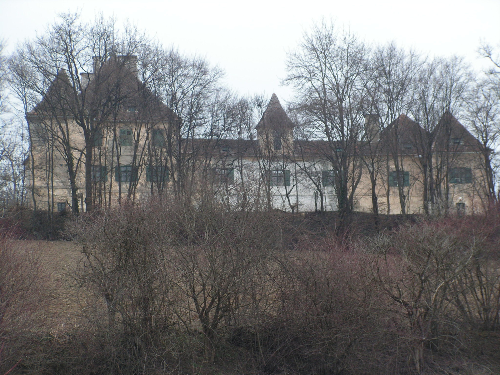 Hohenbrugg - Weinberg, Schloß Hohenbrugg, SzG3