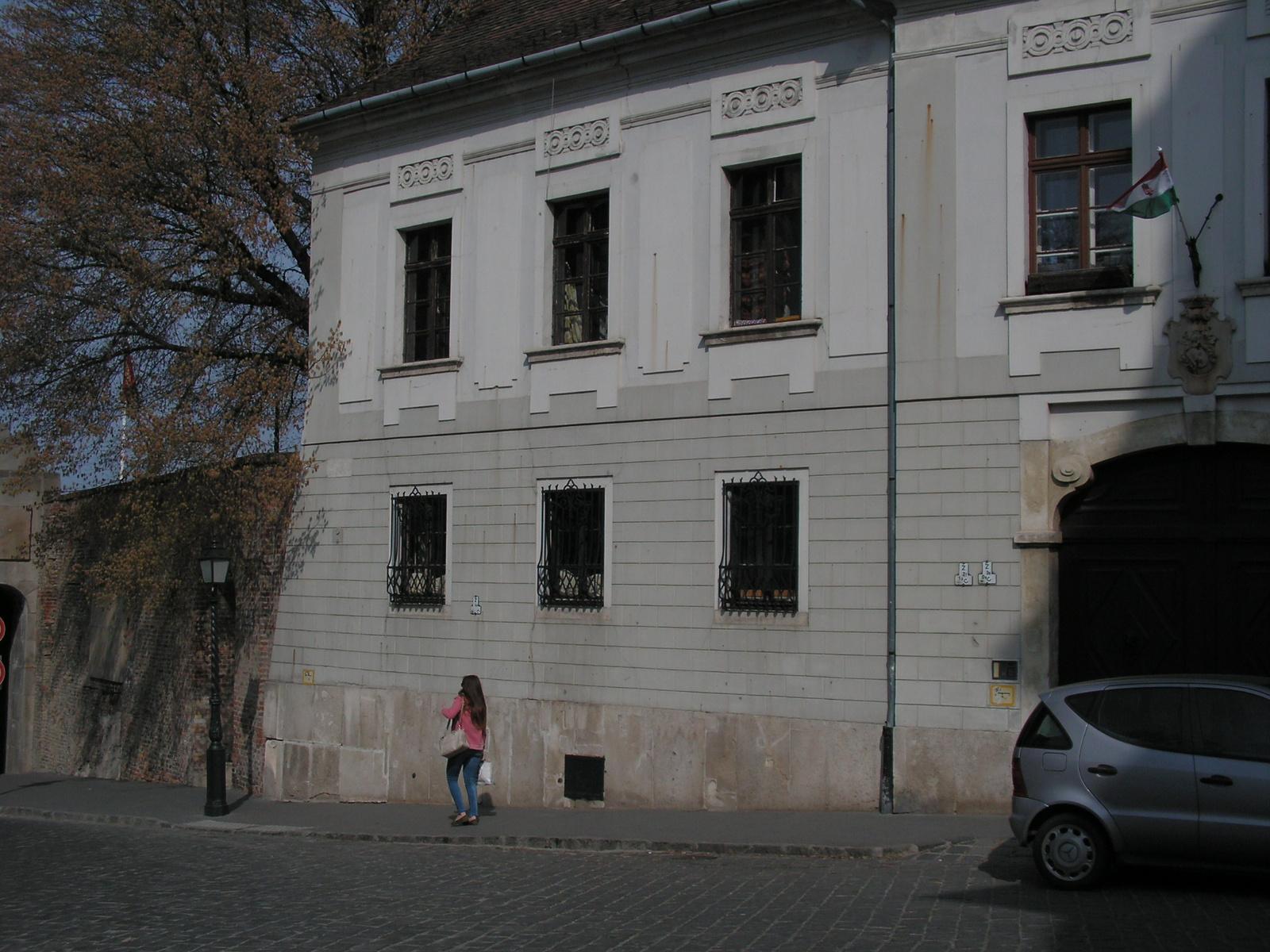 Budapest, a Budai várnegyed, SzG3