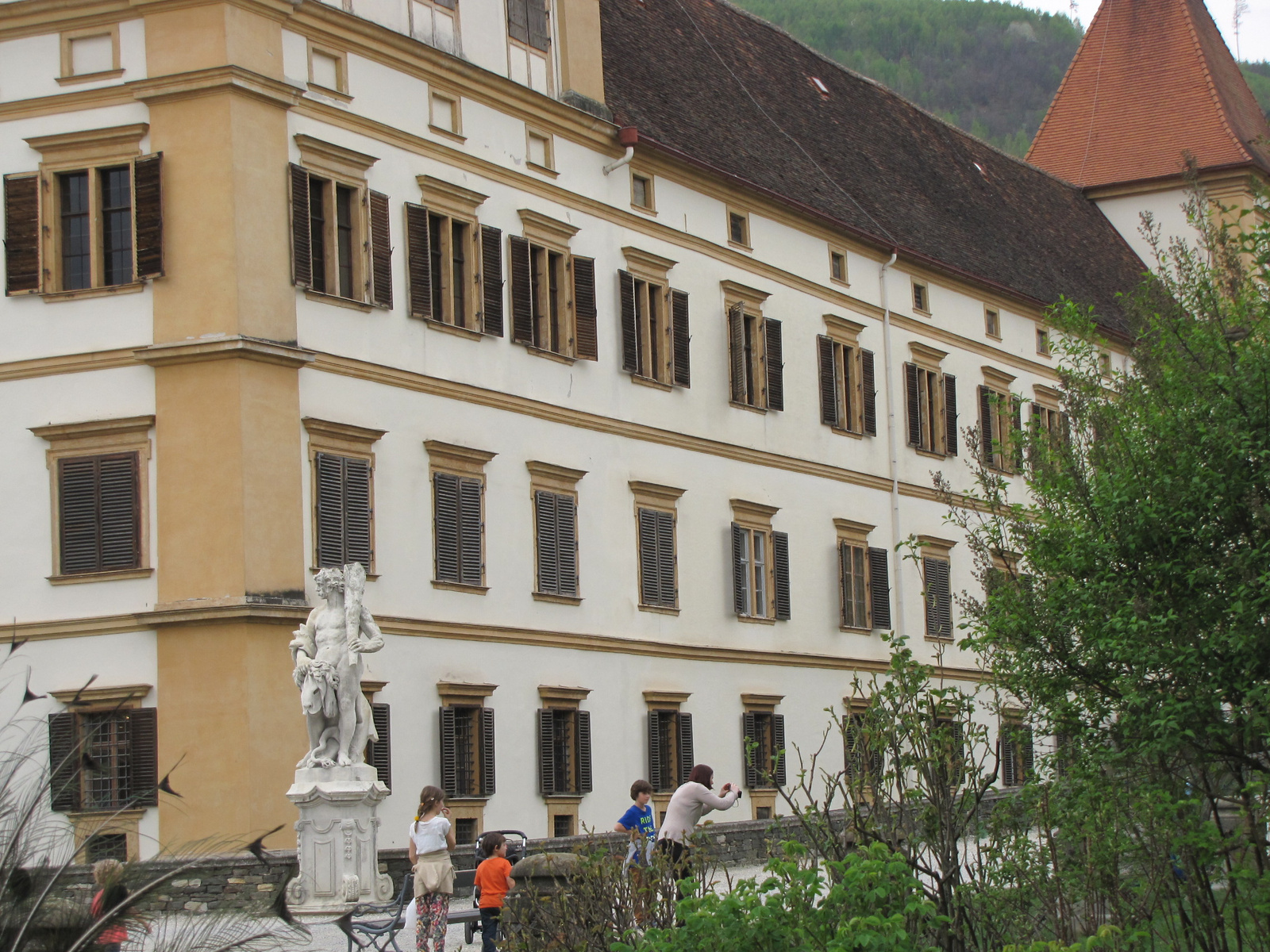 Grác, az Eggenberg kastély, SzG3