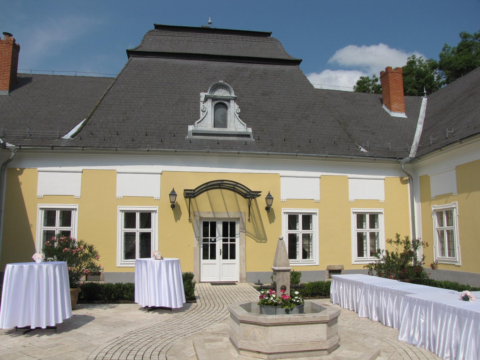 Alsópetény, Gyurcsányi-Prónay kastély, SzG3