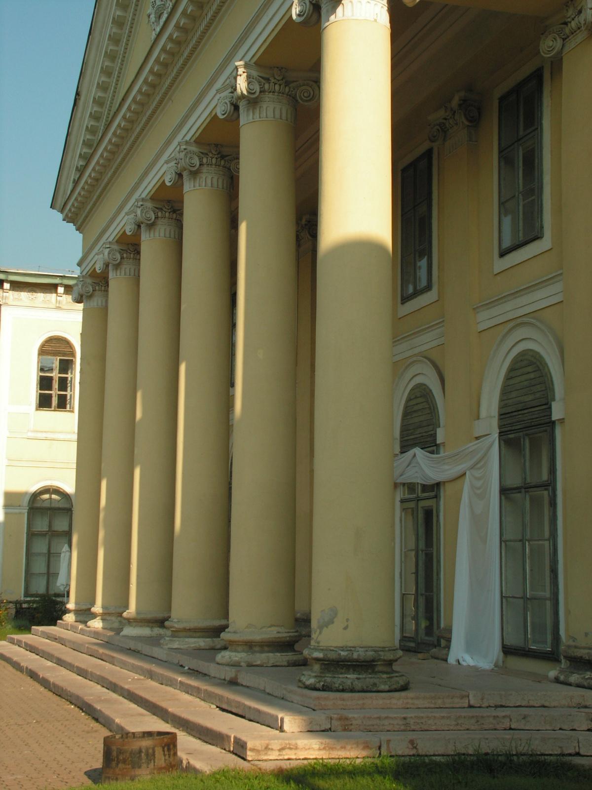 Fót, Károlyi kastély, SzG3