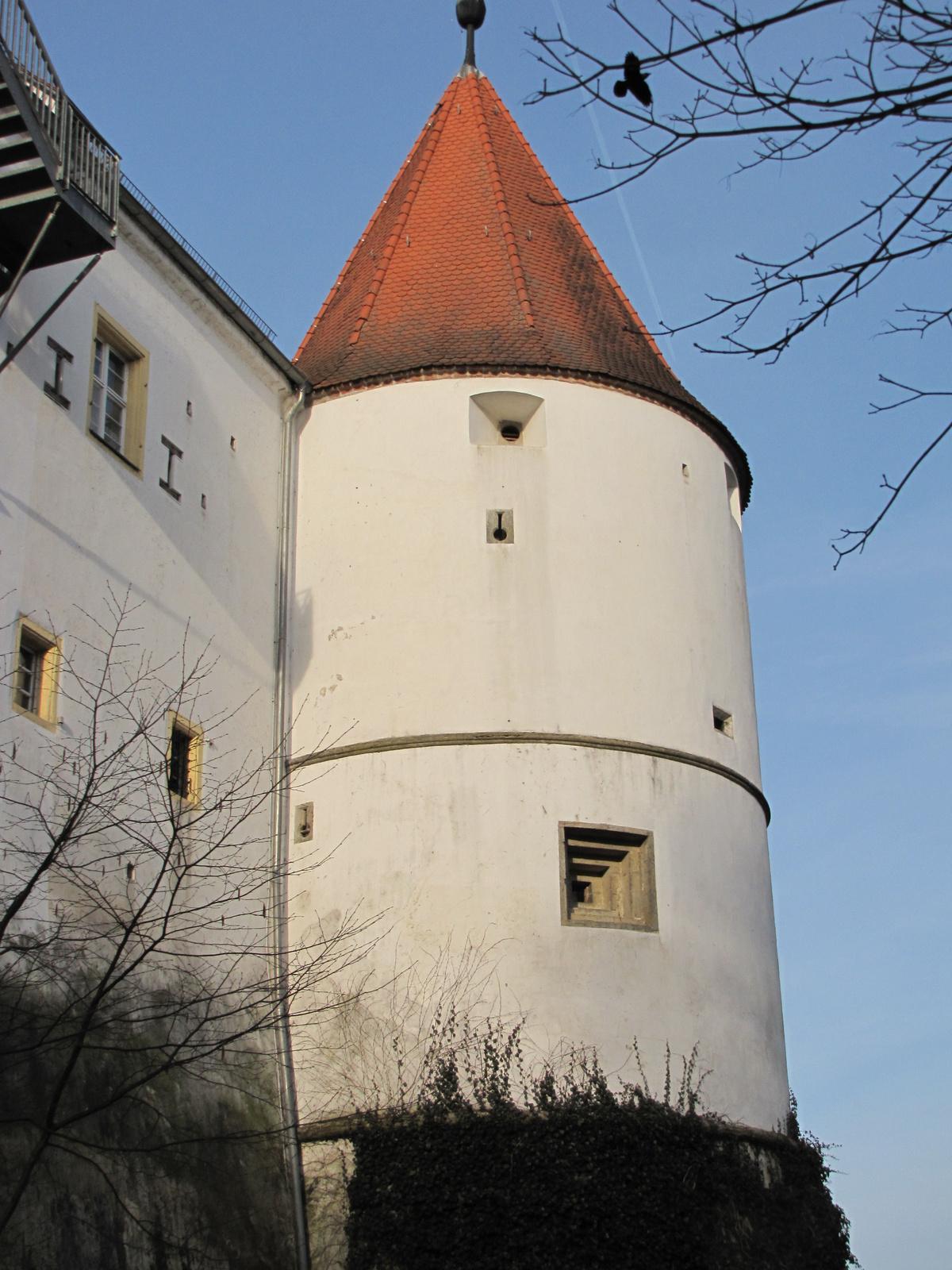 Wörth an der Donau, kastély, SzG3